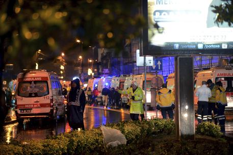Attacco a Istanbul
