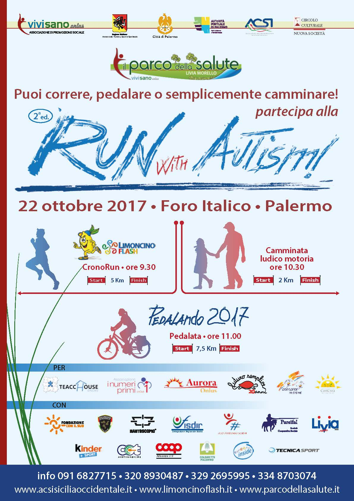 Run with Autism