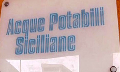 acque potabili siciliane