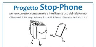progetto stop-phone
