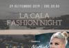 La Cala Fashion Night con Nathaly Caldonazzo